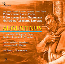 Daniel Ochoa - Audio CD - Augustinus