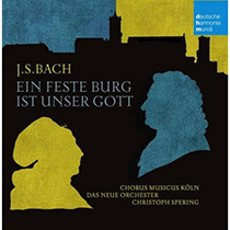 Daniel Ochoa - Audio CD - Ein Feste Burg Ist Unser Gott