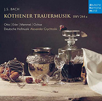 Daniel Ochoa - Audio CD - K�thener Trauermusik