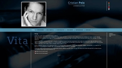 Cristian Peix, Lied accompanist